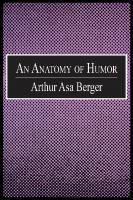 An Anatomy of Humor  1560000864, 9780765804945, 9781560000860