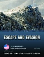 Escape and evasion  9781422295007, 1422295001