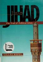 Jihad: The Trail of Political Islam [Revised]  1845112571, 9781845112578