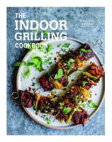 The Indoor Grilling Cookbook  9781681885070