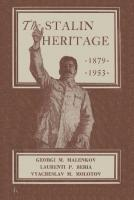 The Stalin Heritage